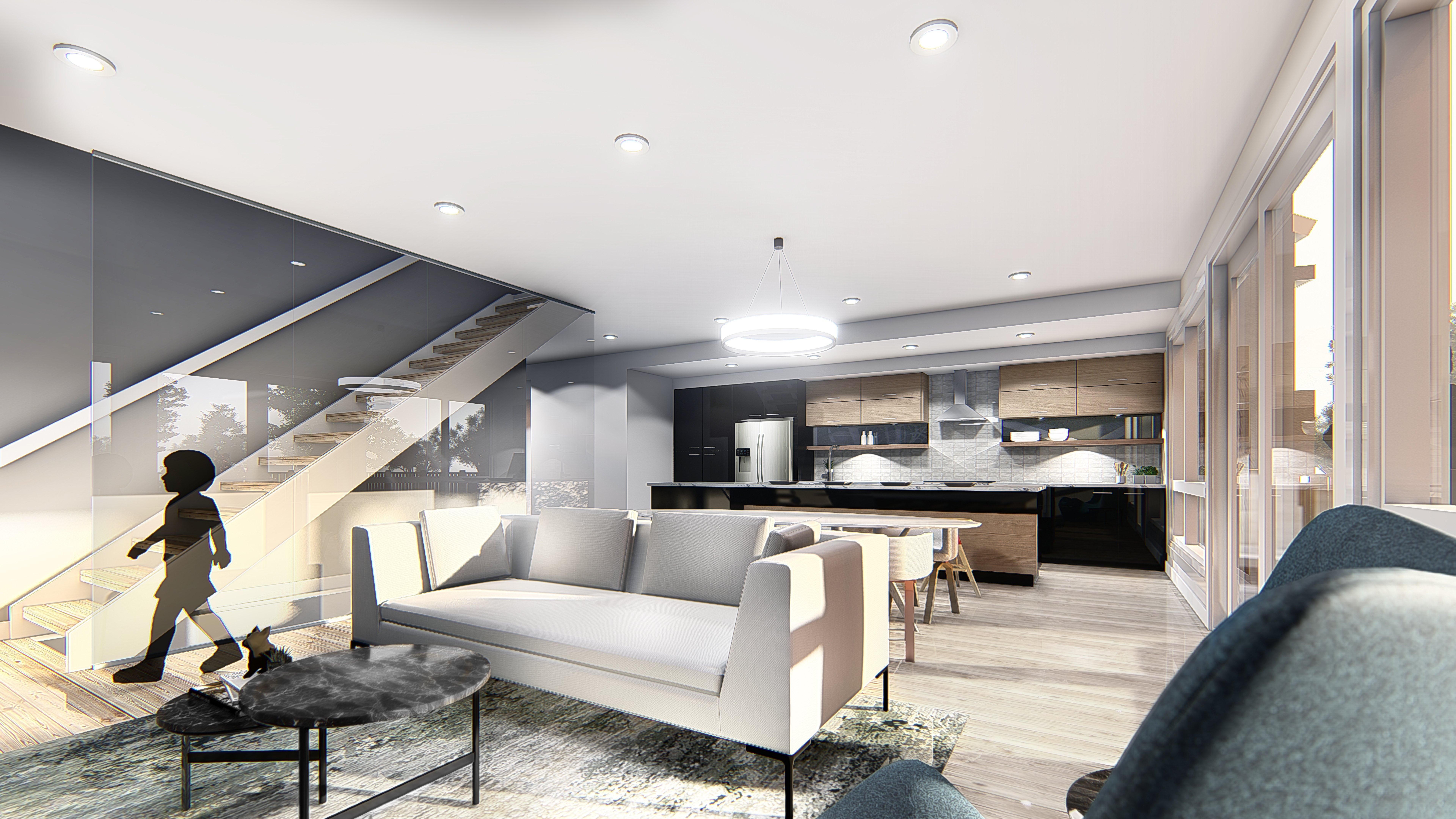 Kanvi homes arbours of keswick evolve model 1