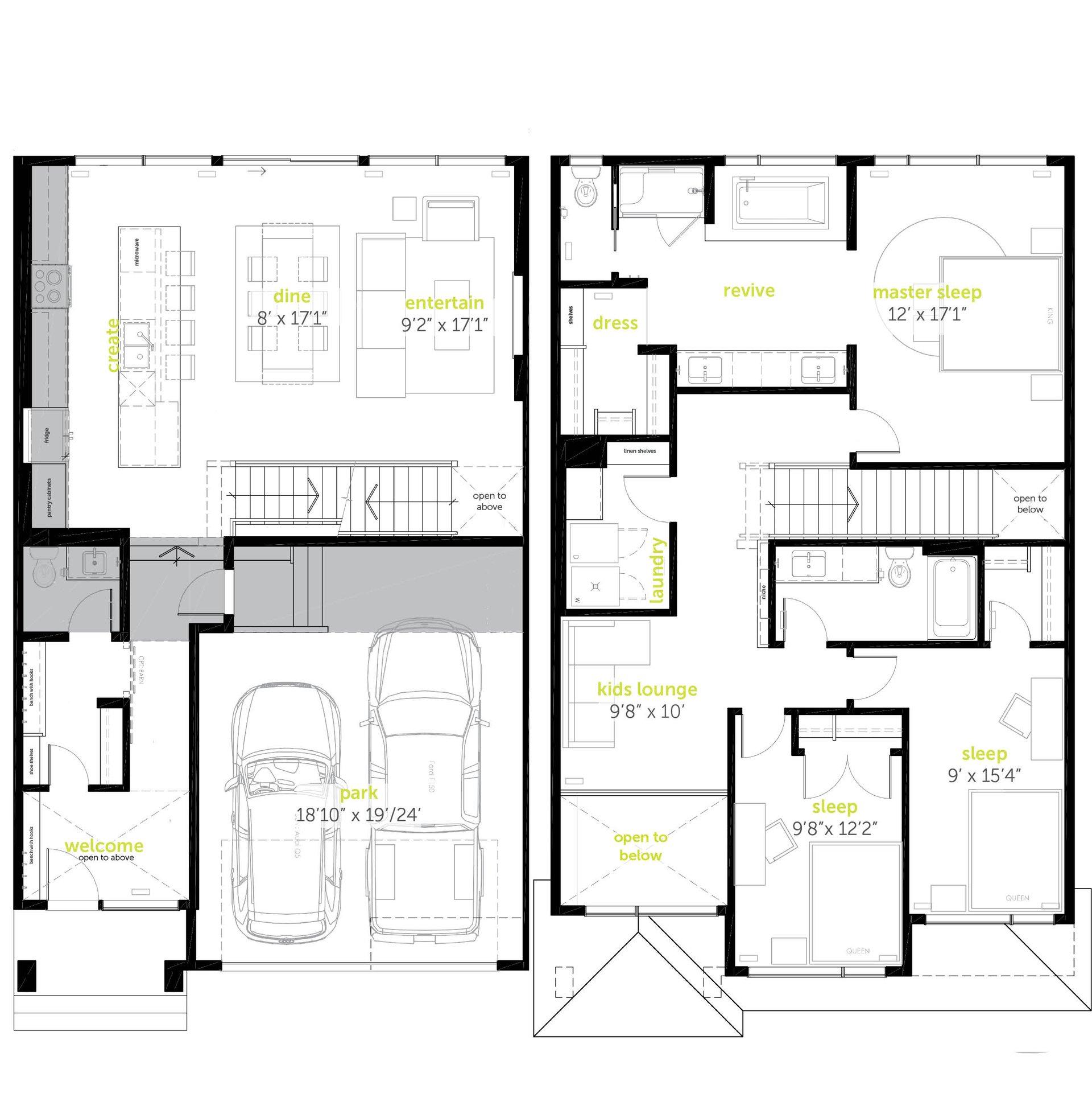 Kanvi-homes-arbours-of-keswick-streetscape-home-model