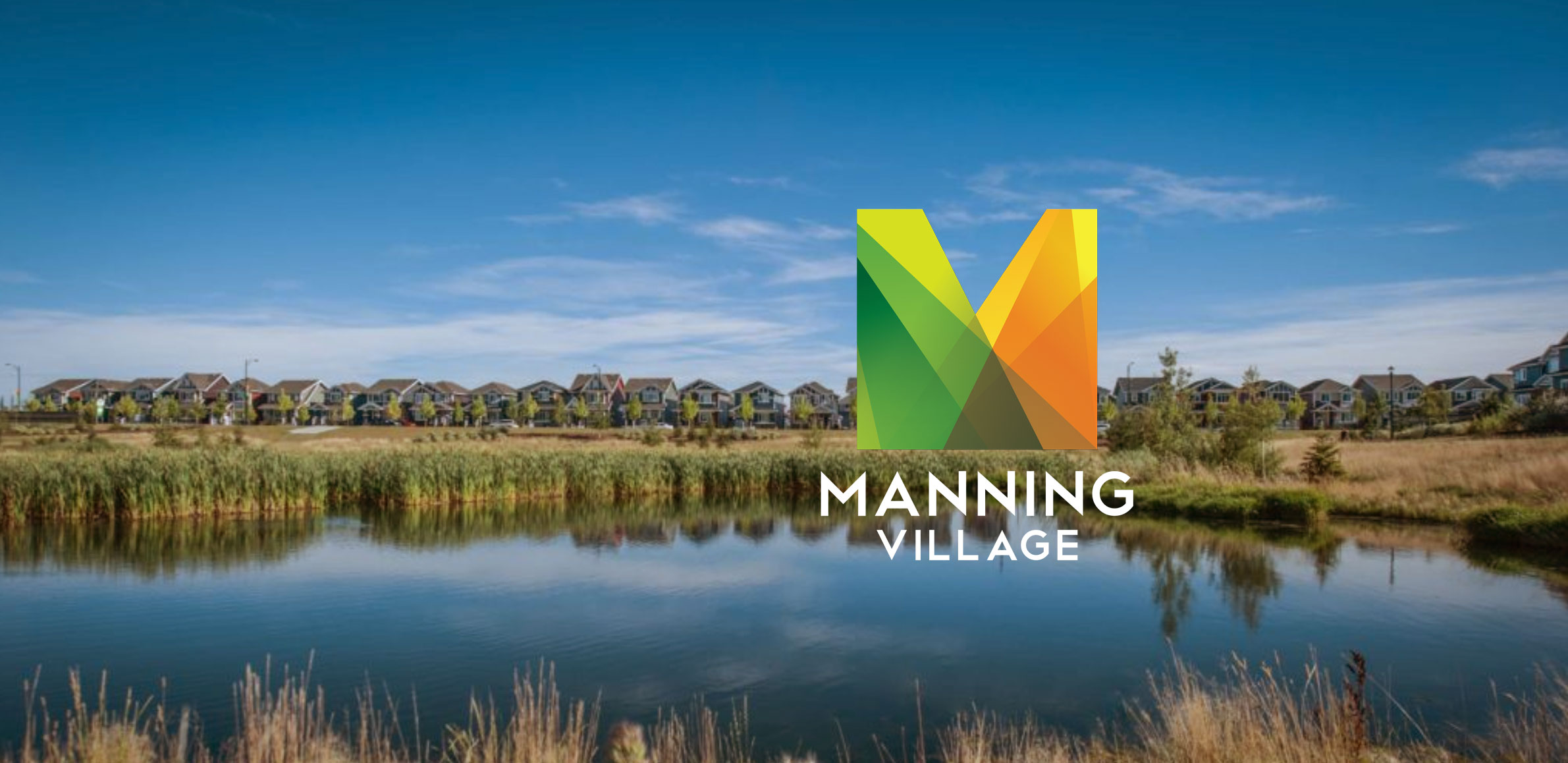 Manning Village new home community
