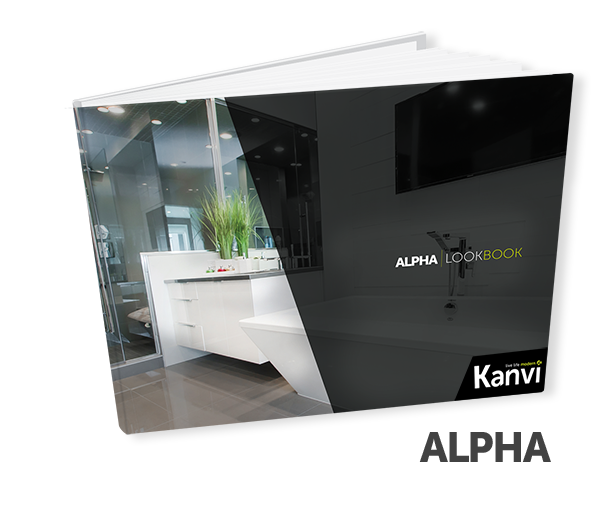Kanvi Homes Alpha Look book and floor plan
