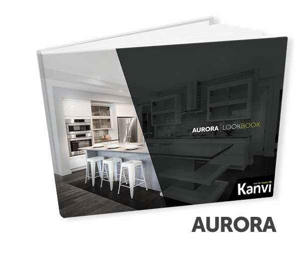 Kanvi Homes AURORA Look book and floor plan