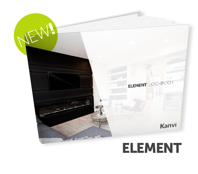 Kanvi Homes Element Look book and floor plan