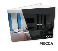 Kanvi Homes Mecca Look book and floor plan