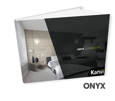Kanvi Homes Onyx Look book and floor plan