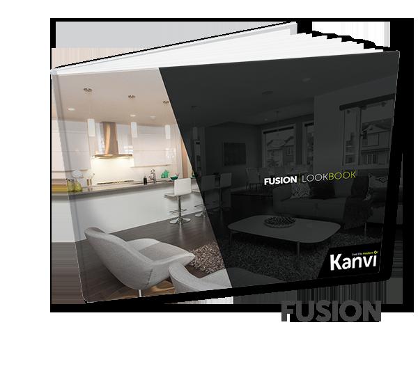 Kanvi Homes Fusion Look book and floor plan