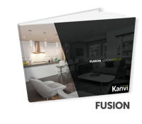 Kanvi Homes Fusion Look book and floor plan