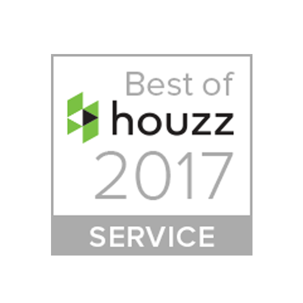 Houzz customer service awards