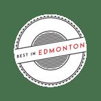 bestinedmonton badge